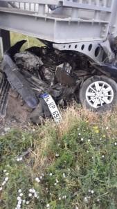Igdir'da Trafik Kazasi Açiklamasi 1 Yarali