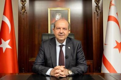 KKTC Cumhurbaskani Tatar Açiklamasi ''Ok Yaydan Çikmistir''