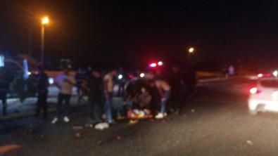 Malatya'da Trafik Kazasi Açiklamasi 5 Yarali