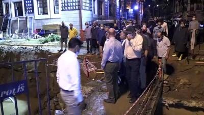 Rize'deki Sel Ve Heyelanda Kaybolan 2 Kisiyi Arama Çalismalari Sürdü