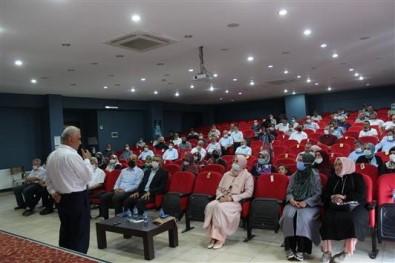 'Sahidiz Sanli Direnise' Konulu Konferans Düzenledi