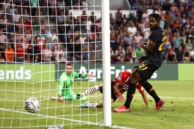 UEFA Sampiyonlar Ligi Açiklamasi PSV Açiklamasi 2 - Galatasaray Açiklamasi 1 (Ilk Yari)