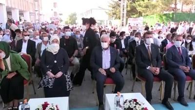 AK Parti Genel Baskanvekili Binali Yildirim, Sivas'ta Adinin Verildigi Bulvarin Açilisini Yapti