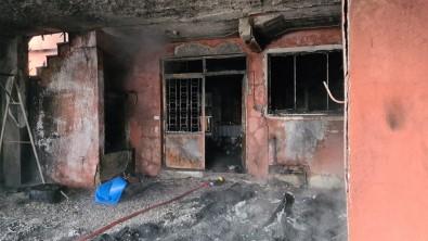 Alapli'da Pes Pese Çikan Yanginlar Korkuttu Açiklamasi Bir Ev, Araba Ve Traktör Kül Oldu