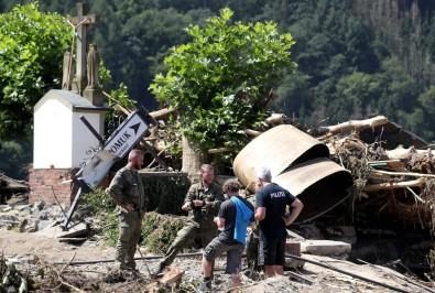Almanya'daki Sel Felaketinde Can Kaybi 174'E Yükseldi