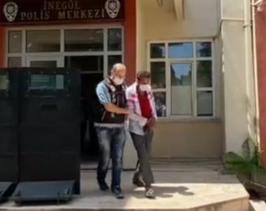 Bursa'da 2.6 Kilogram Uyusturucu Ele Geçirildi