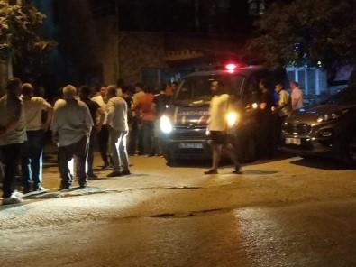 Bursa'da Kavga Sonrasi Gerginlik Açiklamasi Mahalleli Süphelinin Saklandigi Evi Tasladi