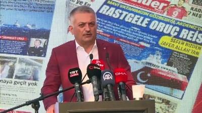 Disisleri Bakani Çavusoglu, Antalya'da Medya Merkezi Açilisinda Konustu Açiklamasi (2)