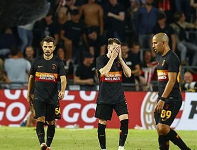 Fatih Terim, PSV Eindhoven faciasından sonra esti gürledi!