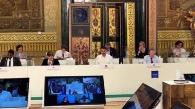 G20 Çevre Bakanlari Toplantisi Napoli'de Basladi
