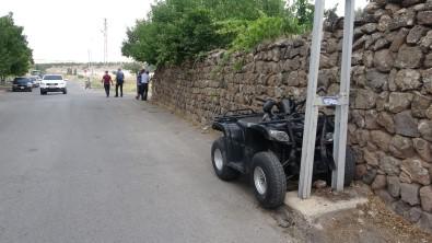 Gençlerin ATV Macerasi Kazayla Noktalandi Açiklamasi 2 Yarali