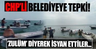 İstanbul'da CHP'li Büyükçekmece Belediyesi'ne tepki: 'Zulüm' diyerek isyan ettiler!