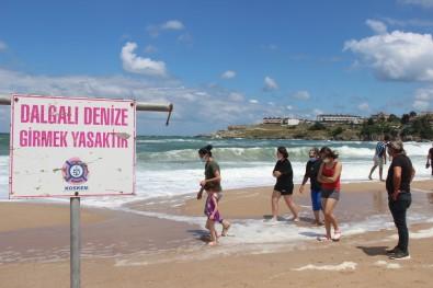 Kandira'da Denize Girme Yasagi 1 Gün Daha Uzatildi