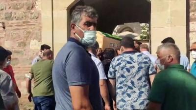 Kocaeli'de Biçakli Kavgada Ölen Federasyon Baskani Için Cenaze Töreni Düzenlendi