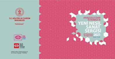 Tarik Zafer Tunaya Kültür Merkezi'nde Genç Sanatçilarin Eserleri Sanatseverlerle Bulusacak