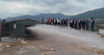 Tokat'ta Jeotermal Sondajinda Yeni Bir Kaynak Bulundu