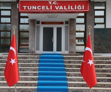 Tunceli'de Bir Köy Karantinaya Alindi
