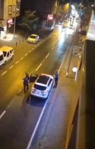 Ümraniye'de Biçakli Dehset Açiklamasi Annesini Biçakladi, Ardindan Polislere Saldirdi