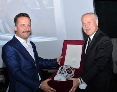 Vali Bilal Sentürk, Bilecik'e Veda Etti