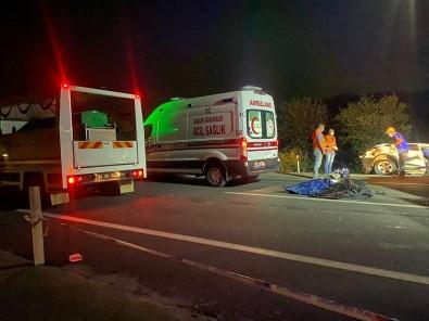Zincirleme Trafik Kazasinda Ayni Aileden 4 Kisi Hayatini Kaybetti