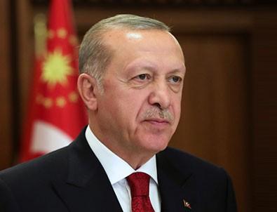 Başkan Erdoğan'dan 'Erzurum Kongresi' mesajı!