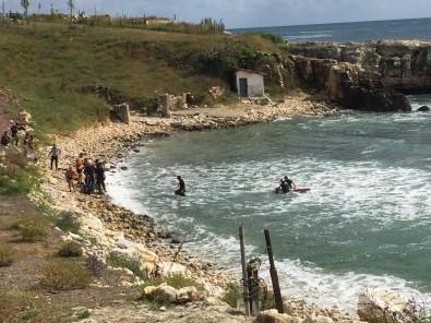 Yüzmek Için Girdigi Denizde Kayboldu, 25 Saat Sonra Cesedi Bulundu