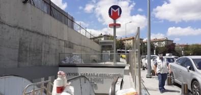 İstanbul'da metroda korkutan patlama