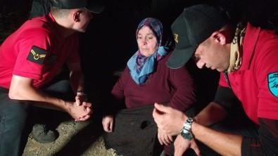 50 Saat Boyunca Suyla Beslendi, Piknikçiler Tarafindan Bulundu