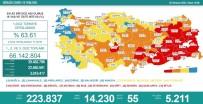 Amasya Asi Haritasinda 'Mavi' Renkte