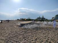 Antalya'da Hortum Sahili Vurdu Açiklamasi 6 Yarali