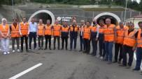 Bakan Karaismailoglu Açiklamasi Önümüzdeki Günlerde Ikizdere Tüneli Ile Salarha Tüneli'nin Açilisini Yapacagiz
