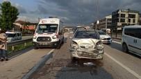 Bayram Tatili Dönüsünde Kaza Açiklamasi 3 Yarali