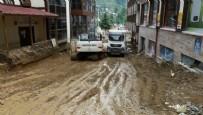 Bir hafta önce felaketi yaşamışlardı! Meteoroloji'den Orta ve Doğu Karadeniz için 'şiddetli yağış' uyarısı