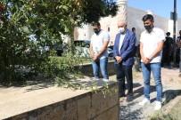 Büyükelçi, Aziz Vlas'in Sivas'taki Mezarini Ziyaret Etti