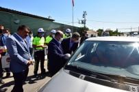 Emniyet Genel Müdürü Aktas Malatya'da