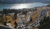 Halfeti'de Kurban Bayrami'nda Ziyaretçi Rekoru Kirildi