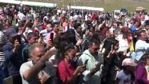 Kars'ta SMA Hastasi Bebek Için 'Umut Festivali' Düzenlendi