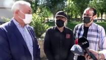 Paraguay'in Ankara Büyükelçisi Valdez, Sivas'ta Aziz Vlas'in Mezarini Ziyaret Etti