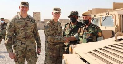 ABD'den peşmergeye askeri yardım: Dikkat çeken zamanlama...