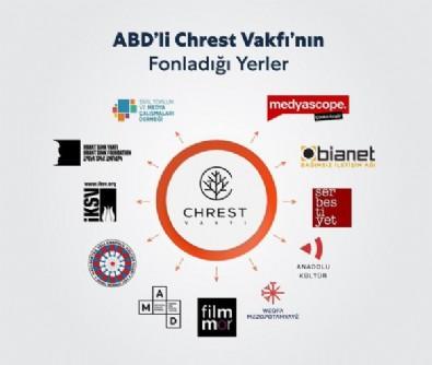 ABD'li Chrest Foundation'ın para akıttığı fondaş medyanın bayrak tutanı Medyascope 'Türk' diyemiyor