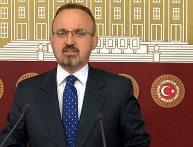 AK Parti Grup Başkanvekili Turan'dan BM'ye Tunus tepkisi!