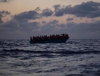 Akdeniz'de facia! 57 göçmen hayatını kaybetti!