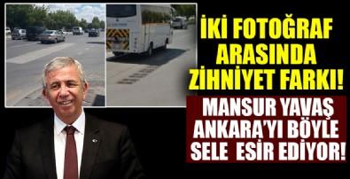 Ankara'nın her yağmurda neden sele teslim olduğu ortaya çıktı!