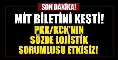MİT biletini kesti! PKK/KCK'nın sözde Hakurk lojistik alan sorumlusu 'Serdar Pir Avesta' etkisiz hale getirildi
