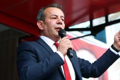 CHP'li Bolu Belediye Başkanı Tanju Özcan evinde çalıştırdığı mülteciye sigorta bile yapmamış!