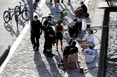 Fransa'da koronavirüs salgını nedeniyle bir vilayette daha alkol yasaklandı