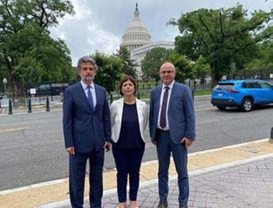 HDP Sözcüsü Hişyar Özsoy'dan ABD itirafı!