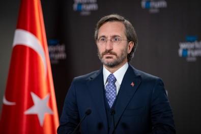 İletişim Başkanı Fahrettin Altun: Başörtüsü kararı AB'nin iki yüzlülüğünü ortaya koydu