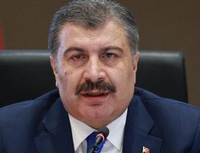Sağlık Bakanı Fahrettin Koca'dan vaka sayılarına ilişkin açıklaması!