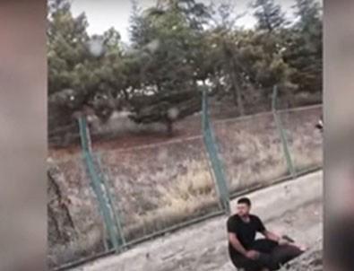 Ankara'da kışlaya sabotaj girişimi önlendi!
